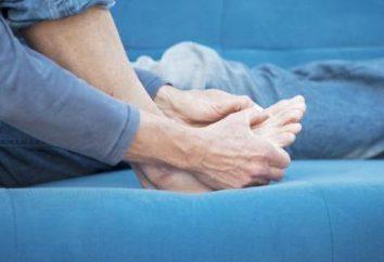 Alimentation pour la goutte et l'arthrite: Menu