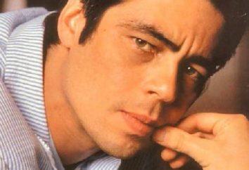 Benicio del Toro (Benicio del Toro): filmografia i życie osobiste aktora