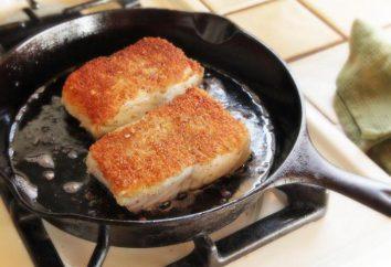 Quanto è veloce e delizioso per cucinare il pesce in una padella: le migliori ricette e recensioni