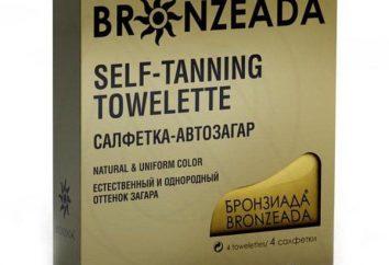 """Como e quando usar toalhetes Sun """"Bronziada"""": comentários mulheres"""
