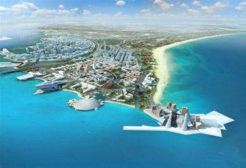 Saadiyat Island à Abu Dhabi Hôtels, avis