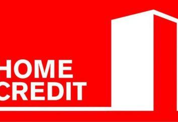 "Bank ""Home Credit"" – kredyt konsument: terminy i opinie"