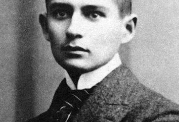 Kafka, Franz (Franz Kafka). Opere, biografia, foto