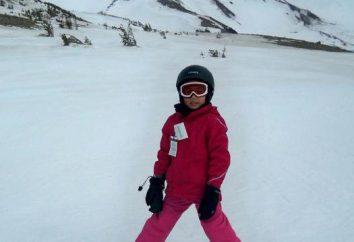 ski freinage « charrue »: étape par étape
