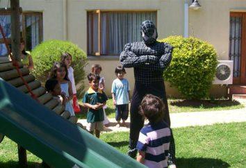 busca cenário para uma criança. Cenários de missões para as crianças na rua, em casa e na escola