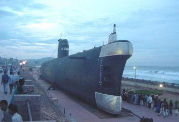 Progetto Submarine 641: le navi, le foto