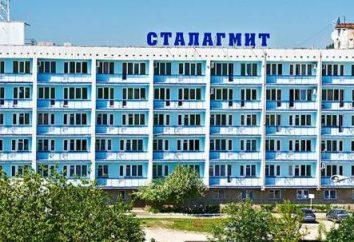 """Hotel """"estalagmite"""", Kungur: descrição e fotos"""