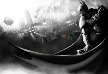 """""""Batman: Arkham City"""": il passaggio e di navigazione nel mondo del gioco"""