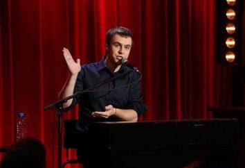 """Ivan Abramov ( """"Stand-""""): biographie, carrière à la télévision et de la famille"""