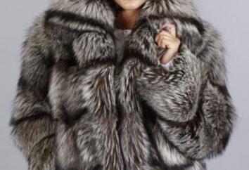 Płaszcze lisów: fashionistki na notatki