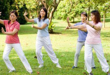 L'amélioration générale du corps 8 Qigong exercices tous les jours