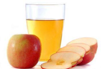 Os benefícios do vinagre de maçã. As propriedades de vinagre de maçã