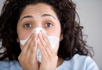 Eine antibiotische Behandlung von Bronchitis bei Erwachsenen. Akute Bronchitis: Antibiotika