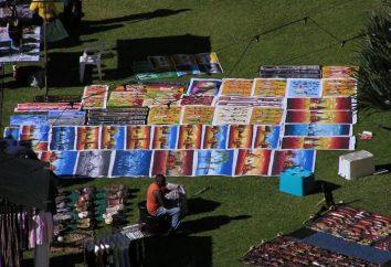 Gdzie można kupić pamiątki, odpoczynku w Cape Town