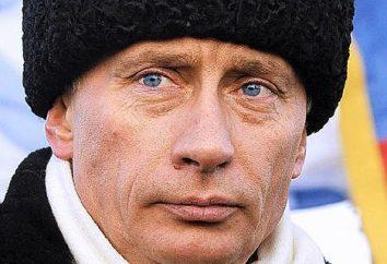 Władimir Putin: biografia przyszłego Prezesa