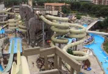 """Moderno """"Troy"""" – parque aquático dos sonhos"""