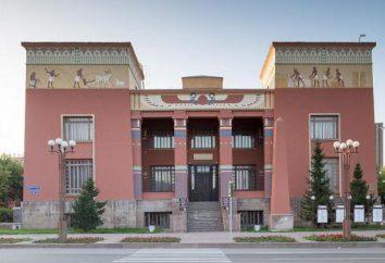 Museu de História em Krasnoyarsk: história, exposições, horário de funcionamento, preços