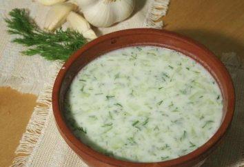 Tarator: bulgaro ricetta freddezza