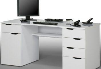 Białe stoły: funkcjonalnie i estetycznie