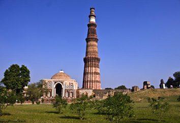 Activités Delhi: photos et descriptions