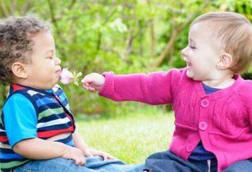Le développement des enfants par mois est un processus rapide et intéressant