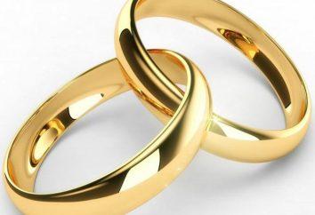 Posso sposarsi senza registrazione presso l'ufficio del Registro? usanze religiose