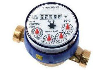 Was gibt es besseren Wasserzähler? Wasserzähler mit Temperaturfühler