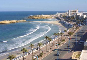 Tunesien im November: Bewertungen vor. Das Wetter in Tunis im November