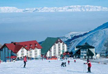 Popularne ośrodki narciarskie w Turcji