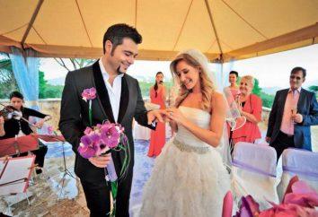 Wedding Kovalchuk e Chumakov: una storia commovente amore di coppia stella