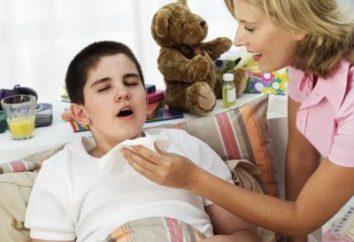 Tos seca en un niño sin temperatura: las causas más probables
