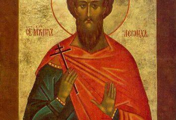 Nome del giorno Leonidas nel calendario della chiesa