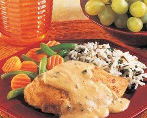 Semplice e deliziosa: petto di pollo infornate in forno