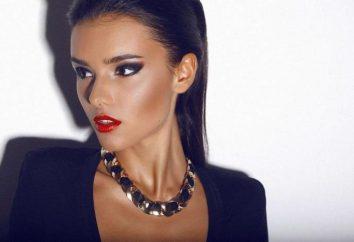 Top model Anastasia Petrova