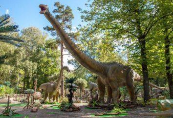 """""""Tajemnice świata"""" – park dinozaurów w """"Sokolniki"""""""