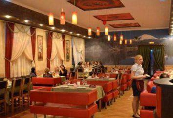 """Cafe """"Derbent"""" (Iżewsk) – miejsce do przyjemnego pobytu"""
