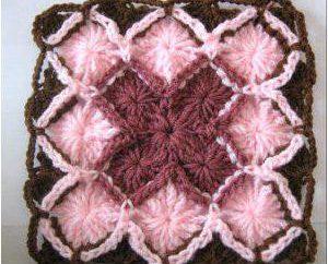 Crochet bavarese: grafici, raccomandazioni, le foto