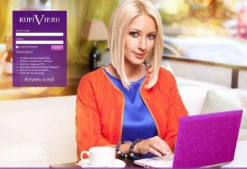"""La tienda en línea KupiVip ( """"Buy Vip '): comentarios de los clientes y el personal"""