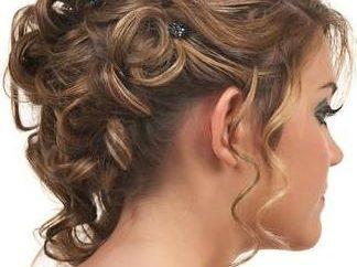 acconciature alla moda per capelli medio a casa