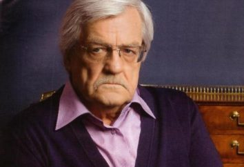 Aktor Leonid Kulagin: biografia i filmografia