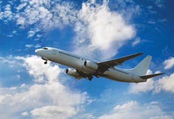 El transporte aéreo. Tipos de transporte aéreo. El desarrollo del transporte aéreo