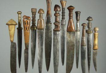 Couteaux de combat – arme blanche avec une longue histoire