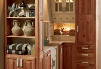 Armario-estuche Cocina: hermoso, ergonómico, fácil de usar