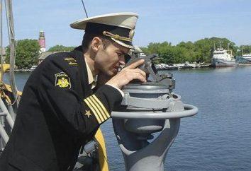 Dzień Navigator of the Navy Federacji Rosyjskiej: historia festiwalu