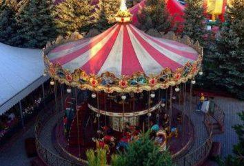 """Park """"Fantasy"""" (Almaty) – świat zabawy i fantazji!"""