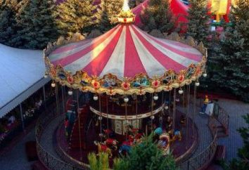 "Park ""Fantasy"" (Almaty) – un monde de plaisir et de fantaisie!"