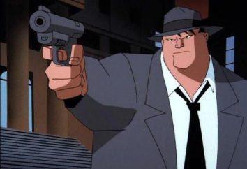 "Harvey Bullock – strażnik ""Gotham"""