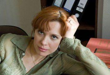 Actrice Tatyana Kolganova: biographie, vie personnelle