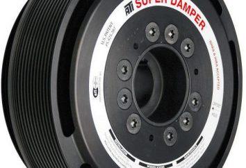 Damper – che cosa è questo dispositivo?