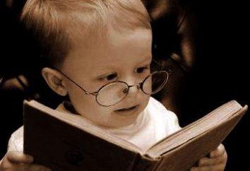 Regole leggere l'inglese per i bambini